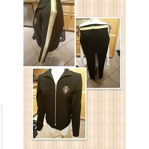 Gucci jacket and pants medium authentic